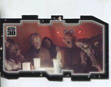 Star Wars 30th Anniversary Triptych Chase Card #2 The Underworld