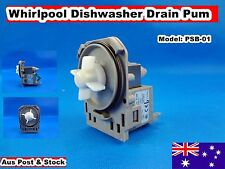 Whirlpool/Omega Dishwasher spare parts Drain Pump PSB-01 (D248)BRAND NEW