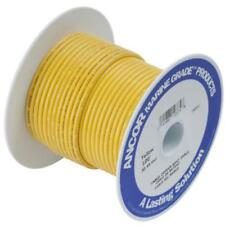 Ancor 119905 Marine Grade Boat/RV Battery Cable 4/0 Gauge Yellow 50'