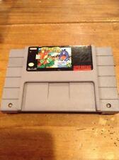 Super Nintendo SNES Super Mario World 2: Yoshi's Island Authentic Game