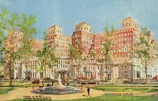 Grosvenor House Hotel (B) Park Lane London Advertising unused old pc
