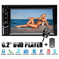 6.2 Inch DVD/CD Stereo Bluetooth Radio Player Mirror Link For GPS Navigation