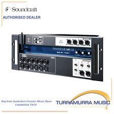 Soundcraft Ui16 Remote Controlled 16 Input Digital Mixer / Audio Console