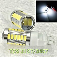 T25 3155 3157 3457 4157 SRCK 33 SMD LED White Brake Lights M1 For Buick MA