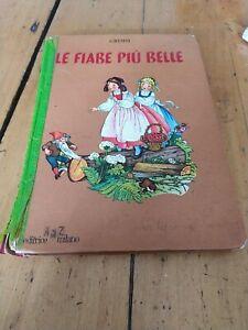 Le Fiabe Più Belle Grimm Editrice Milano Amz 1960 Terza Edizione I Birilli