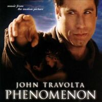 Various Artists  Phenomenon: Music From The Motion Picture  CD