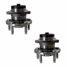 BH512334 x 2 New Rear Left And Right Side Wheel Bearing Hub Assembly FWD Pair