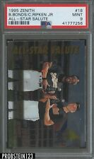1995 Zenith #18 All-Star Salute Bonds Ripken Jr. PSA 9