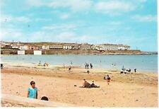 Kilkee, Co Clare, Ireland - beach - NPO postcard c.1960s