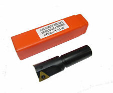RDG Tools Fresa a codolo indicizzabile 25mm testa 20mm 90 GRADI ANGOLARE punte