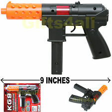 TEC-9 KG-9 CAR-15 CARBINE M-16 TOY ASSAULT RIFLE MACHINE GUN MILITARY ARMY CAP
