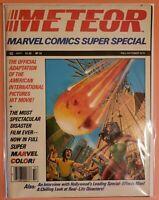 MARVEL COMICS SUPER SPECIAL #14 ~ FN FALL 1979 ~ METEOR MOVIE ADAPTATION