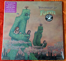 Sealed Dinosaur Jr Farm 2 LP 2014 Red Wine Colored Vinyl Limited Edition of 500
