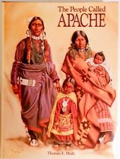 NEW The People Called Apache by Thomas E. Mails (1993, Hardcover) FREE SHIPPING