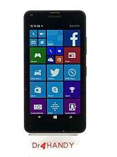 Microsoft Lumia 640 LTE DualSim black Smartphone Gebraucht