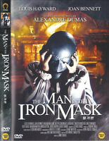 The Man in the Iron Mask / James Whale, Louis Hayward, 1939 / NEW