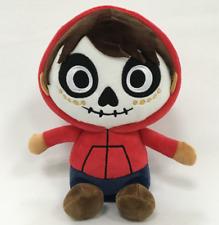 "New Disney Pixar Coco Boy Miguel Cartoon Soft Plush Toys Dolls Kids Gift 20cm/8"""