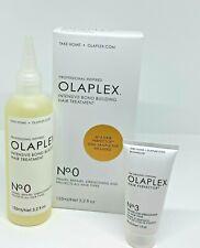 OLAPLEX No 0 & No 3 INTENSIVE BOND BUILDING HAIR TREATMENT KIT 5.2 OZ