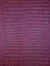 2nd piel fieltro Papel pintado 2s 0201 Reptil Cocodrilo Estructura rosa-lila (