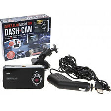 FULL HD 1080P DASH CAM DASHBOARD VIDEO CAMERA COMPACT RECORD LCD USB CHARGER NEW