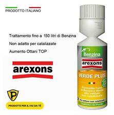 Arexons Additivo Benzina Verde Plus 250ml Aumento Ottani Booster No Catalizzate