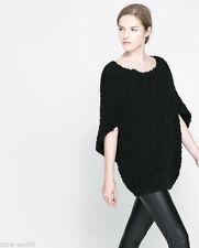 Zara Medium Knit Acrylic Jumpers & Cardigans for Women