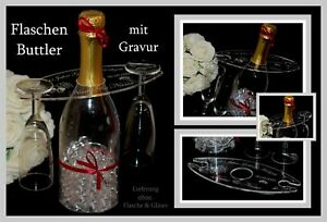 1 Flaschen - Buttler Hochzeitstag (jeder möglich) Geschenk Jahrestag Hochzeit