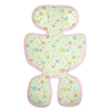 3D air mesh seat cushion pad liner for infant stroller and car seat -Gold
