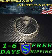 "HONDA GSR TYPE R INTEGRA CIVIC 2.5"" DONUT GASKET COLLECTOR FLANGE 2.5 JDM SRS"