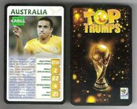 1 x card Top Trumps 2005 Liverpool Football Club Darren Potter # 34