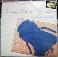 Jennifer Warnes Famous Blue Raincoat LP RTH 5052-1