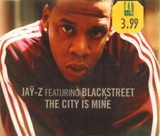Jay-Z Ft Blackstreet(CD Single)City Is Mine-New