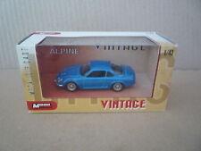 miniature  mondo motors  renault alpine A110