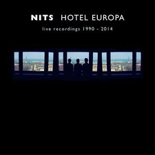 Nits - Hotel Europa (Live Recordings 1990-2014) [New Vinyl] 180 Gram, With Bookl