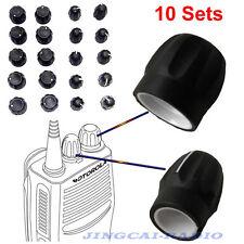 Wholesale 10x volume+channel selector knob set OEM For Motorola GP340 Ham Radio