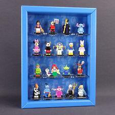 CAJA PARA FIGURAS Vitrina de colección LEGO SERIE 71012 Minifiguras Disney