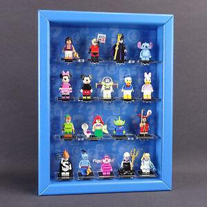 Figucase Sammelvitrine für LEGO® Serie 71012 minifigures Disney Vitrine