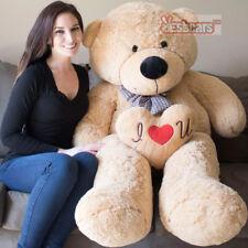 YesBears 60'' Big Huge GIANT TEDDY BEAR Stuffed Animal 2 Colors(Pillow Included)