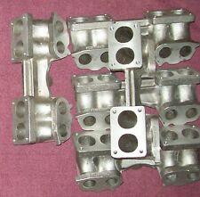 Fiat X19 X1/9 dual DCNF Weber manifold