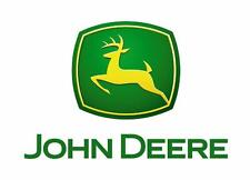 John Deere Logo Iron On Transfer Light Fabrics 5 x 7 Size