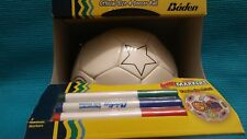 Bnib Color Your Ball Official Size 4 Soccer Ball