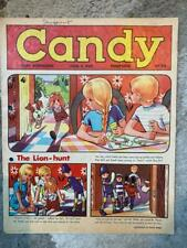 CANDY 73 GERRY ANDERSON COMIC Candy & Andy