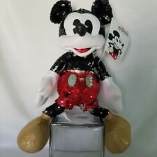 Mickey Mouse Reversible Sequin Plush 15'' – Special Edition