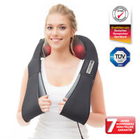DAS ORIGINAL Nackenmassagegerät Donnerberg Shiatsu Rücken Massage Infrarotwärme