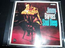 Jimmy Barnes (Cold Chisel) Soul Deep CD – Like New