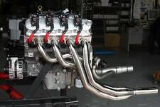 Turbo Technology 2010 2011 2012 Camaro Performance Stainless Steel Headers 1 3/4