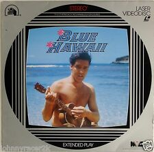 ELVIS PRESLEY Laserdisc BLUE HAWAII LD
