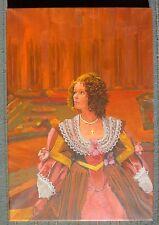 Originalzeichnung Titelbild Pabel für Romanheft Nr. 21 Die Vier Musketiere 1976