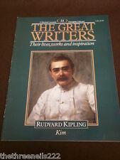 THE GREAT WRITERS #33 RUDYARD KIPLING