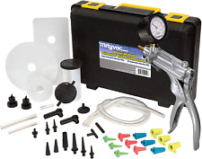 Mityvac MV8500 Silverline Elite Automotive Test Kit Provides both Vacuum and to